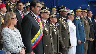Download الرئيس الفنزويلي ينجو من محاولة اغتيال ويتهم كولومبيا بتدبيرها… Video