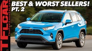 Download Here are the Best & Worst Selling Cars This Year | Crossovers Continue to Dominate! Video