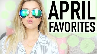 Download April Favorites: Skin, Fashion, Music & BIG NEWS! Video