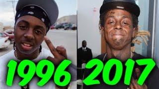 Download The Evolution of Lil Wayne (1996-2017) Video