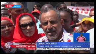 Download Weekend@One: Mombasa gubernatorial aspirant-Suleiman Shabbal leads voter registration campaign Video