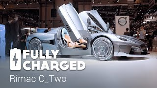 Download Rimac Concept Two electric hypercar | Fully Charged Video