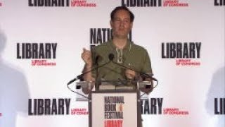 Download David Levithan: 2018 National Book Festival Video