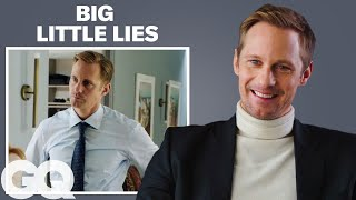 Download Alexander Skarsgard Breaks Down His Most Iconic Characters | GQ Video