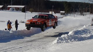 Download JMK Ralli 2018 Ouninpohja in winter Video