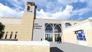 Download Soaring to New Heights - New Horizon School, Irvine's Upper School Campus Video