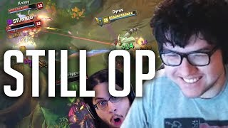 Download DYRUS • BARD TOP!!! | DELTA FOX'S WIN CONDITION?? ft Imaqtpie, Scarra, Voyboy, Shiptur Video