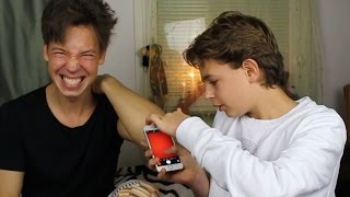 Download SHARPIE SHOCK CHALLENGE MED ETT FAN! Video