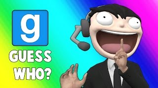 Download Gmod Guess Who Funny Moments - Alleyway Police! (Garry's Mod) Video