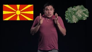 Download Geography Now! Rep. of North Macedonia (F.Y.R.O.M) Video