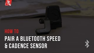 Download How To: Pair a Bluetooth Speed & Cadence Sensor Video
