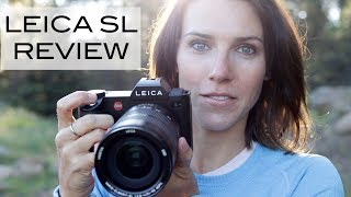 Download Did I Like The Leica SL Mirrorless Camera? My Review Video