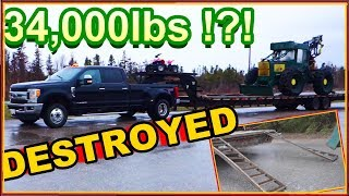 Download THIS One MISTAKE Took Down My ENTIRE COMPANY- Ford F-350 Pickup Tows 35,000Ibs!!! Powerstroke 6.7 Video