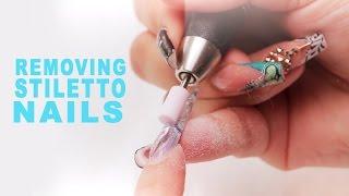 Download Removing Stiletto Nails - Kupa ManiPro Passport E-File Review Video