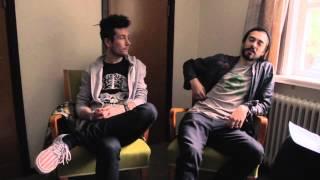 Download Bastille   Interview with Dan & Kyle   SUPERTONIC Video