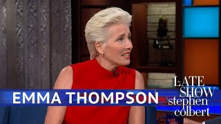Download Emma Thompson Could Have Been Our First Lady Video