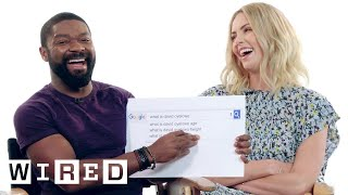 Download Charlize Theron & David Oyelowo Answer the Web's Most Searched Questions | WIRED Video