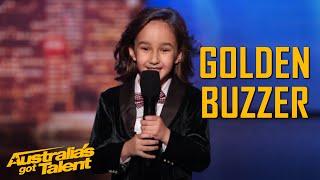 Download JJ's HILARIOUS Golden Buzzer Moment | Auditions | Australia's Got Talent 2019 Video