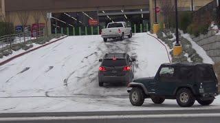 Download Portland Snow Storm, Jan 3, 2016 Video