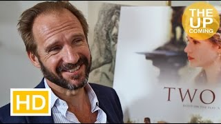 Download Two Women: Ralph Fiennes interview on Brexit, adapting play and learning Russian Video