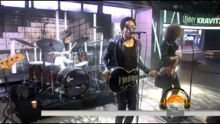 Download Lenny Kravitz - The Chamber ¦LIVE On Today Show 2014¦ Video