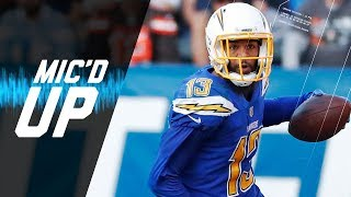 Download Keenan Allen Mic'd Up vs. Browns ″Bosa, I Wanted Some Love!″ | NFL Sound FX Video