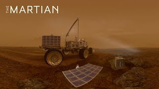Download The Martian: VR Experience | 360 Video | Get it Now Video