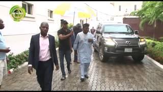 Download OBASANJO MEETS ANOTHER AFENIFERE LEADER, AYO ADEBANJO IN LAGOS Video