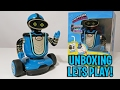 Download Unboxing & Let's Play - DIVER - Programmable Wheeled Robot - By: XYZrobot FULL REVIEW! Video