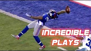 Download NFL Unbelievable Plays Part 1 (Best Plays Ever) Video
