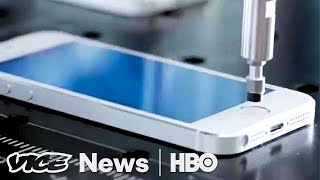 Download Apple Promises To Stop Mining Minerals To Make iPhones — It Just Isn't Sure How (HBO) Video