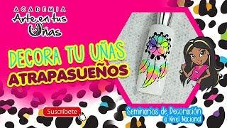 Download Decora tus uñas Atrapasueños | Tutorial de Decoración | Arte En Tus Uñas Video