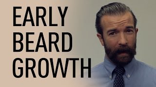 Download Growing a Beard From Completely Shaven | Jeff Buoncristiano Video