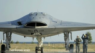 Download Worst Nightmare for America's Enemies! U.S. Navy X-47B Drone Could Be Reborn Video