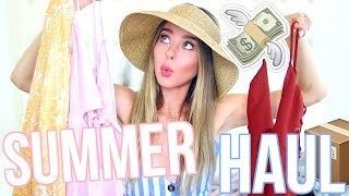 Download HUGE SUMMER CLOTHING HAUL 2017! Video
