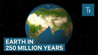 Download How Earth Will Look In 250 million Years Video