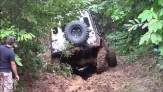 Download Land Rover Defender's ''EXTREME DEFENDERS'' V8-TDI-TD5 Video