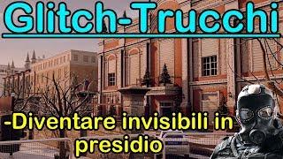 Download Rainbow Six Siege Glitch Trucchi ITA - Difensori INVISIBILI in CONTESA - Video