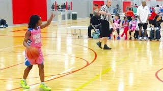 Download Girls Basketball Tournament | Featuring Jacy Abii Playing Up vs 3rd Graders Video