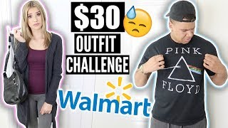 Download GIRLFRIEND VS BOYFRIEND $30 WALMART OUTFIT! Video