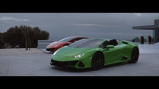 Download Huracán EVO Spyder: Every Day Amplified Video
