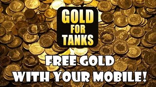 Download World of Tanks - FREE GOLD with Gold for Tanks! [Sponsored] Video