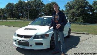 Download Review: 2006 Mitsubishi Lancer Evolution IX MR Video