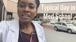 Download A Typical Day as a 1st Year Medical Student | Med School VLOG 6 Video