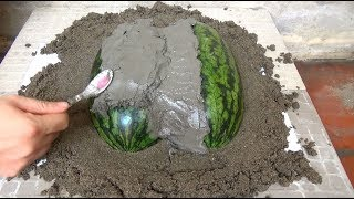 Download DIY - Creative Ideas - Mini Fish Pond With Watermelon Video