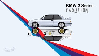 Download The Evolution of the BMW 3 Series | Donut Media Video