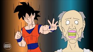 Download GRANNY THE HORROR GAME ANIMATION #2 GOKU VS SCARY GRANNY Video