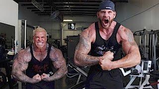 Download 7' FOOT 318 LBS - MATT ″THE BLUEPRINT″ MORGAN - WWE WRESTLER - 5%ER - MONSTER Video