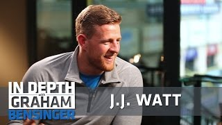 Download J.J. Watt: OK Google, how do I spend $100 million? Video