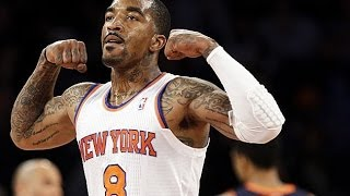 Download J.R. Smith's Top 10 Dunks of His Career Video
